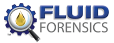 Fluid Forensics Logo Button